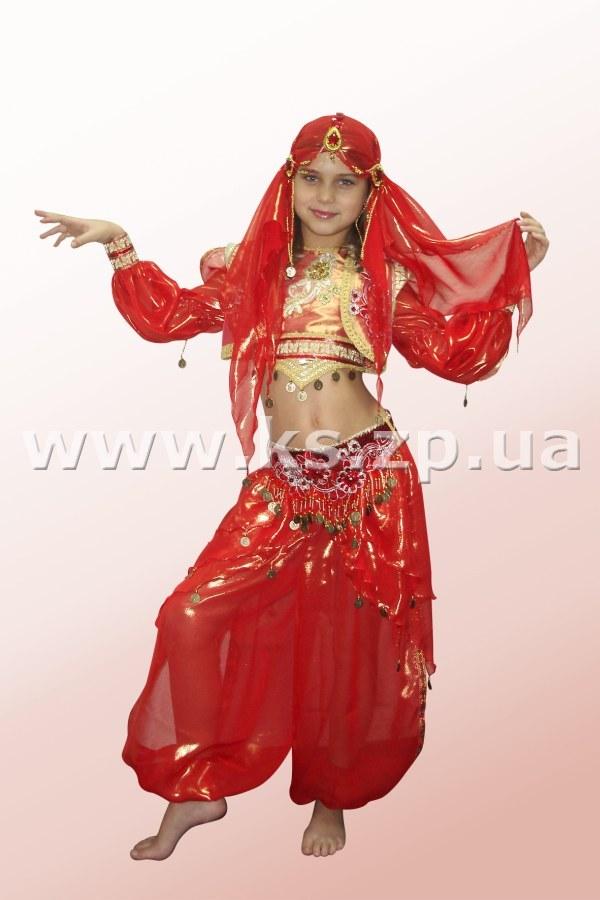 Детский костюм восточной