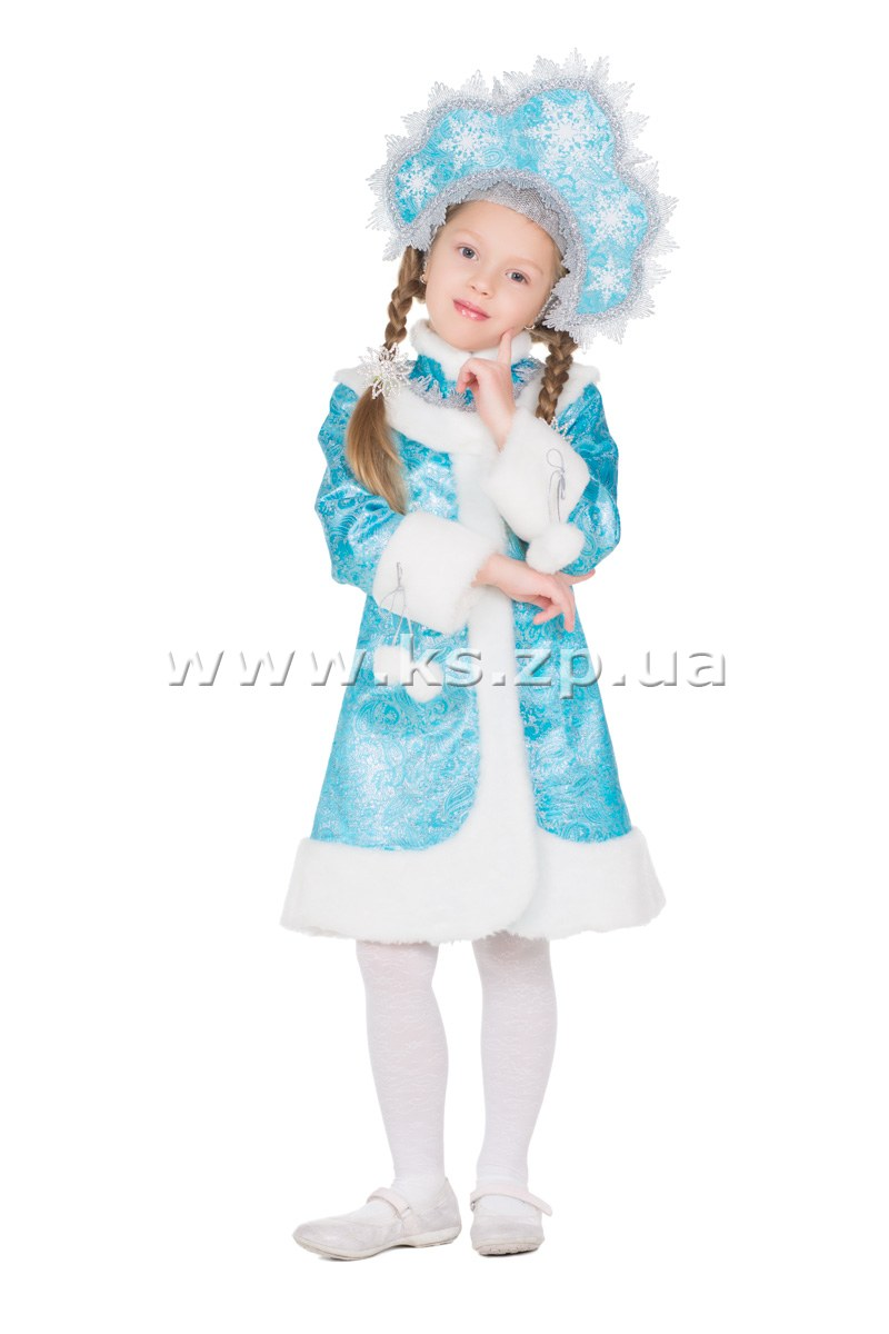 Костюмы снегурочка на новый год для малышей