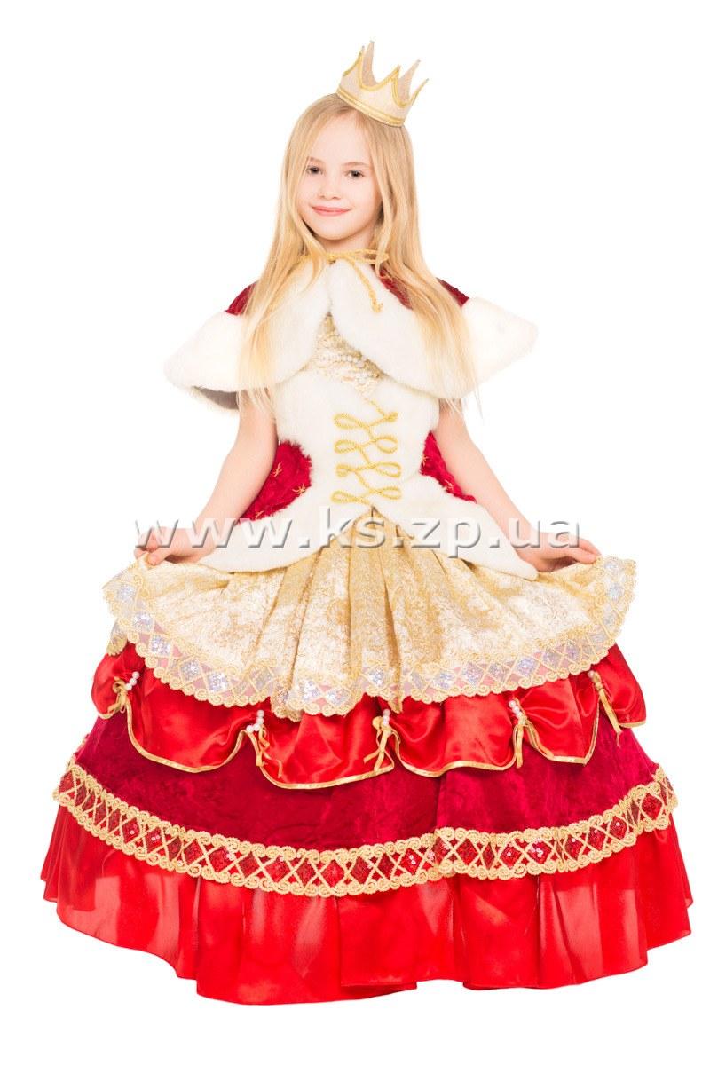 Новогодние детские костюмы