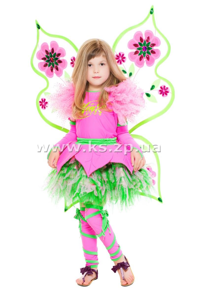 Новогодние костюмы для девочек феи винкс своими руками