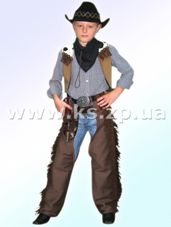 Карнавальный костюм ковбой для мальчика своими руками