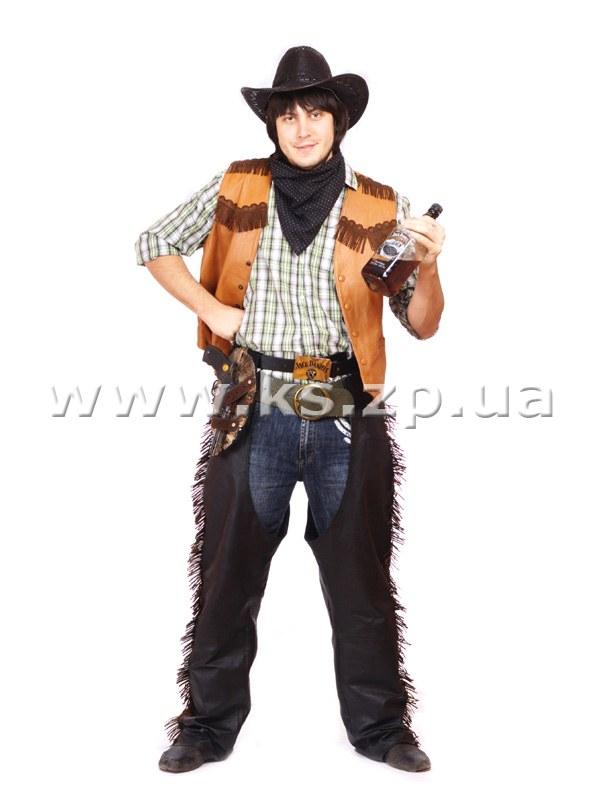 Делаем костюм ковбоя своими руками Мастеркласс и видео