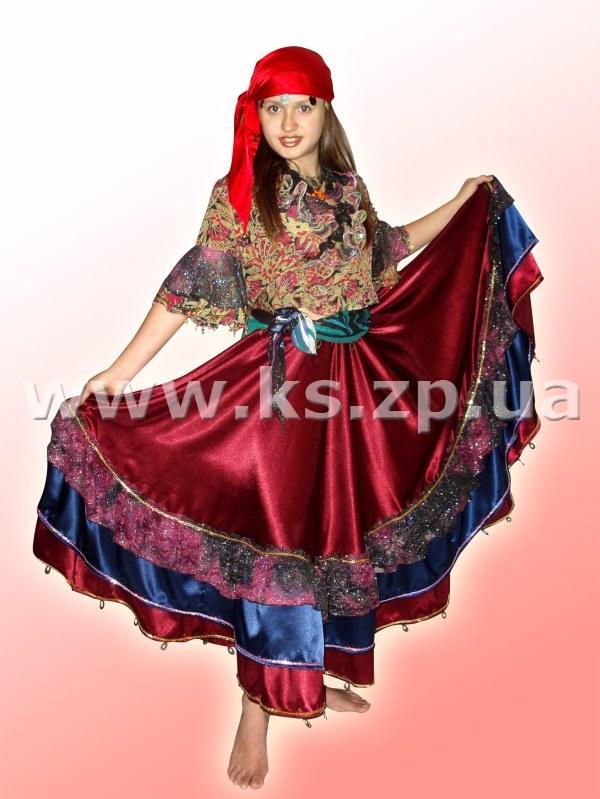 Прокат карнавальных костюмов для девочек – Национальные ... - photo#10