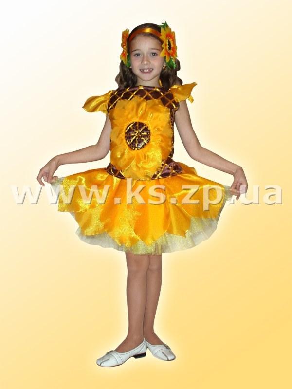 Прокат карнавальных костюмов для девочек – Цветы ... - photo#26