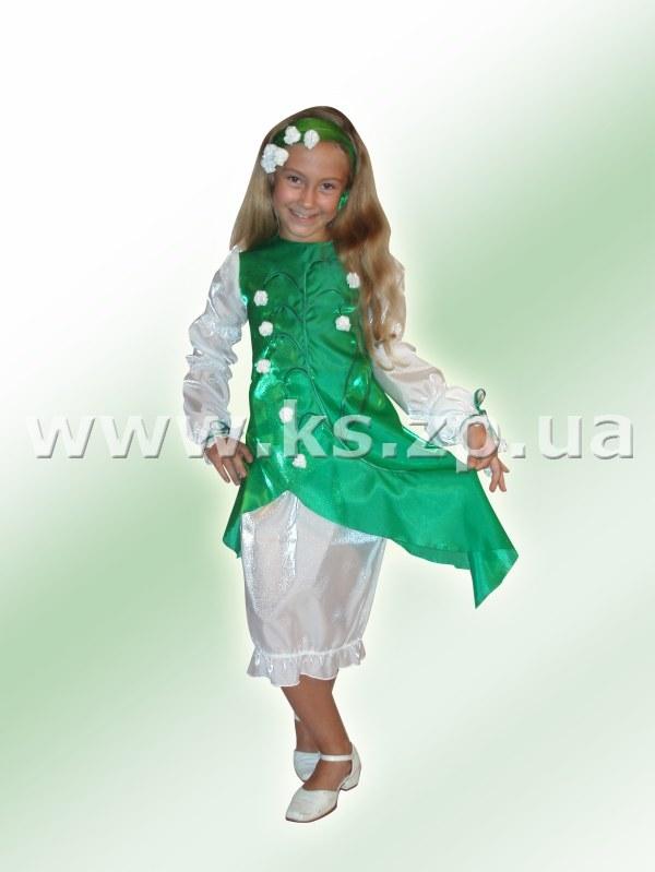 Прокат карнавальных костюмов для девочек – Цветы ... - photo#44