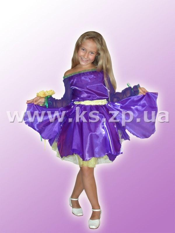 Прокат карнавальных костюмов для девочек – Цветы ... - photo#22