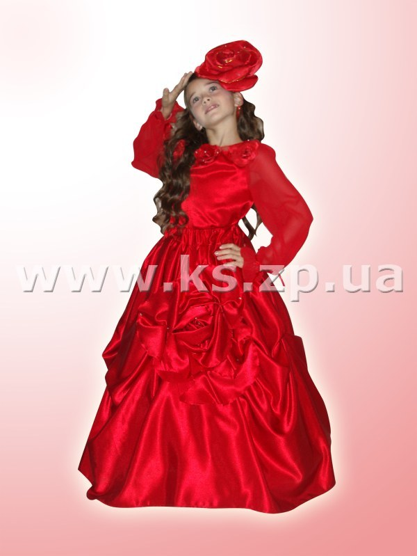 Прокат карнавальных костюмов для девочек – Цветы ... - photo#19