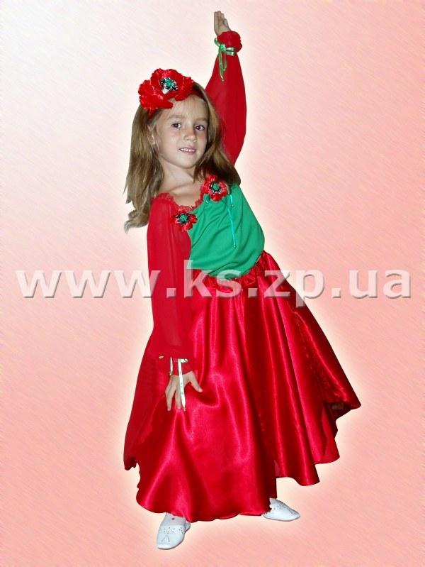 Прокат карнавальных костюмов для девочек – Цветы ... - photo#9
