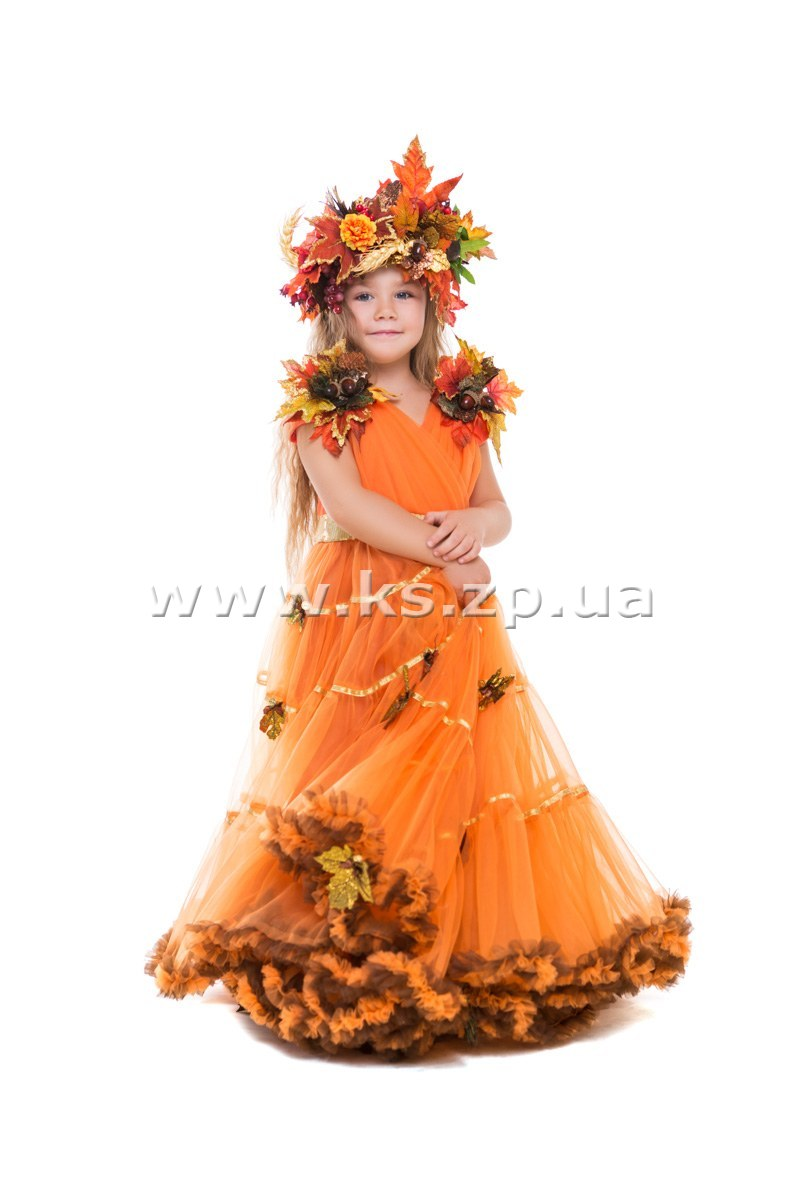 Прокат карнавальных костюмов для девочек – Времена года ... - photo#25
