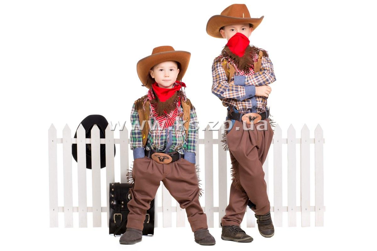 Костюмы своими руками на мальчика-ковбой фото 300